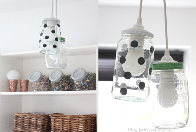Bettina Holst Blog lav din egen lampe af glas 8