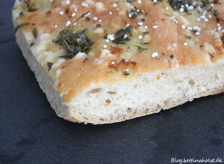 Blog Bettina Holst Foccacia brød opskrift 2