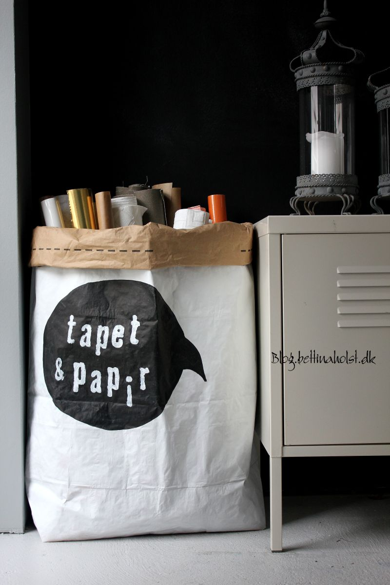 Blog Bettina Holst DIY Papirspose 3