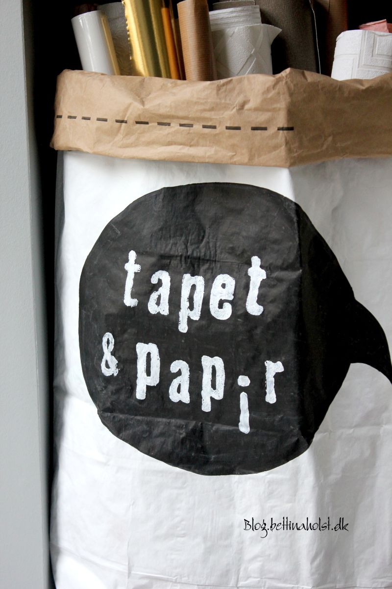 Blog Bettina Holst DIY Papirspose 4