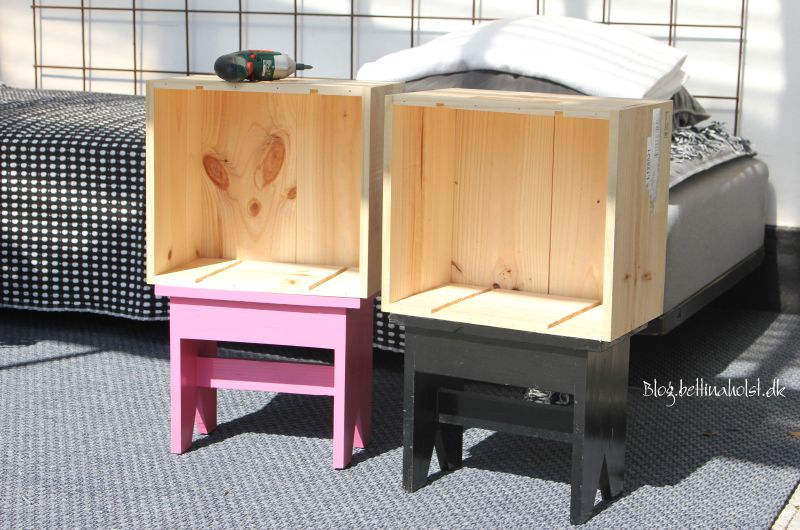Blog Bettina Holst DIY bedside tables - sengeborde 3