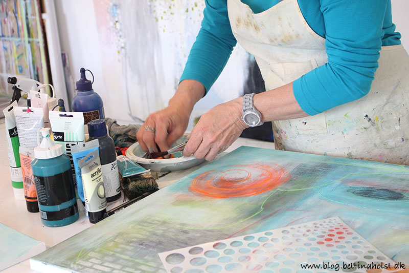 Blog Bettina Holst Maleworkshop 30-31 maj 2015 2