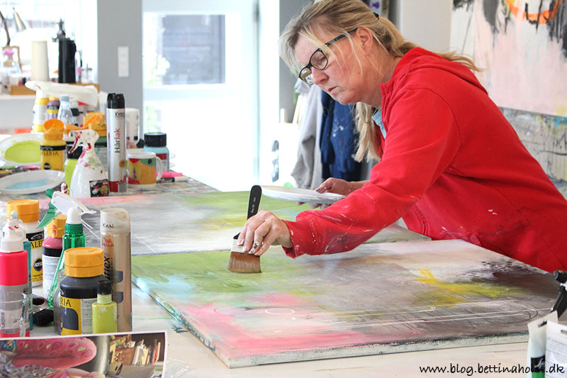 Blog Bettina Holst Maleworkshop 30-31 maj 2015 4